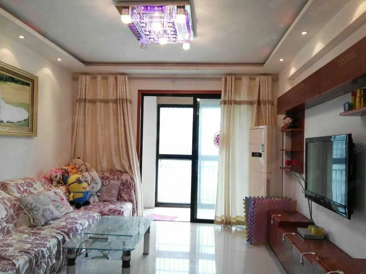 潜山皖西南大市场三室两厅婚房精装拎包入住对外出租
