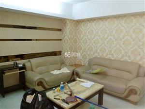 沿江路金润公寓精装两房,格式四方新新雅雅领包入住,随时可看房!2室2厅1卫