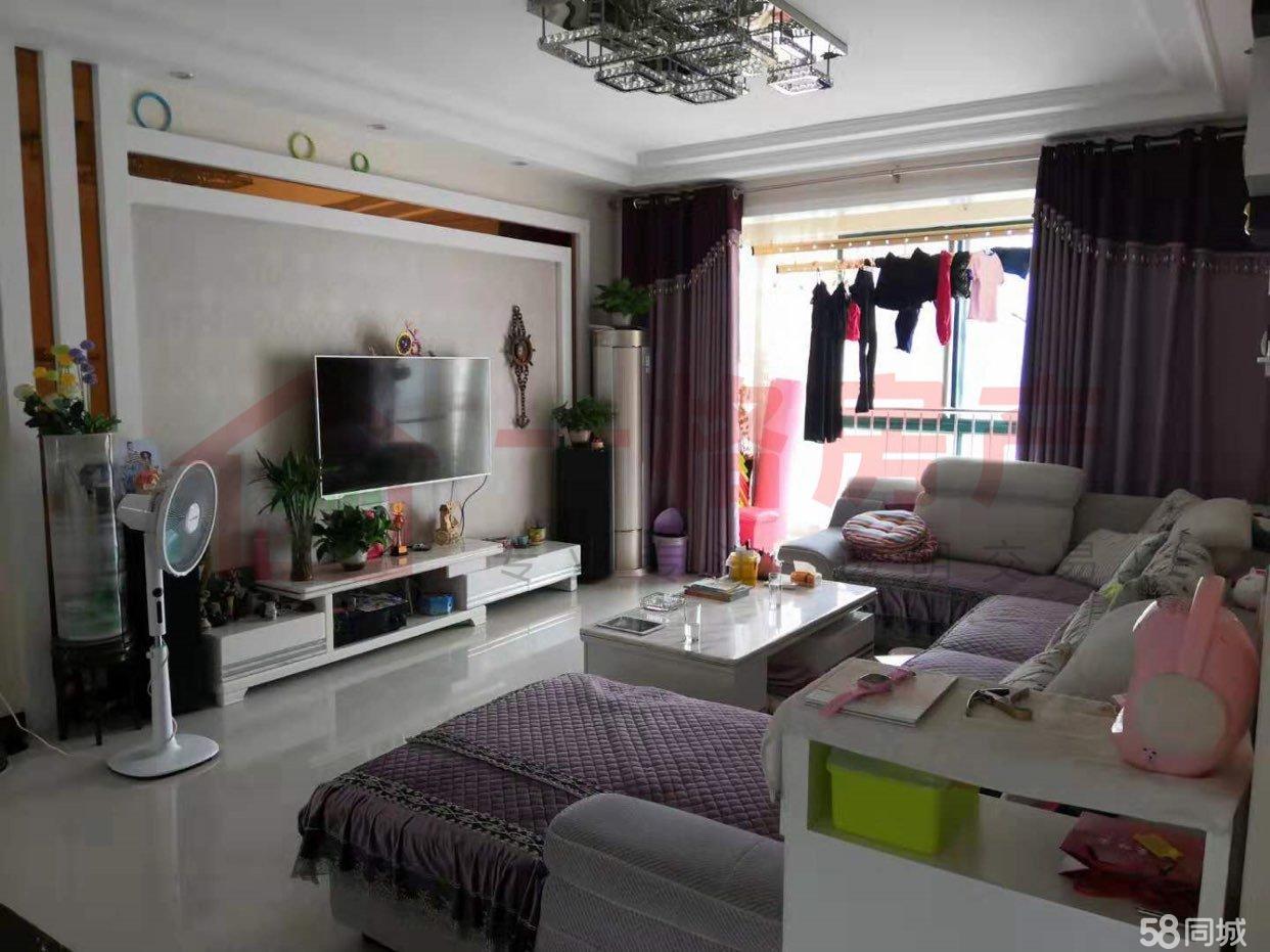 滨河首府3室2厅2卫,全新装修
