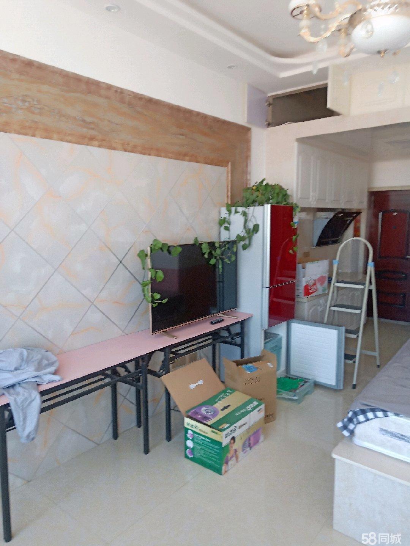 急售日月商务公寓精装修