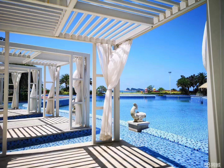相媲美于海南三亚中国马尔代夫一线海景房首付20万
