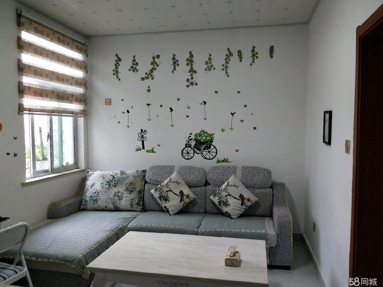 精装修,沙发床铺餐桌空调,数码电视,家具齐全,拎包即可入住