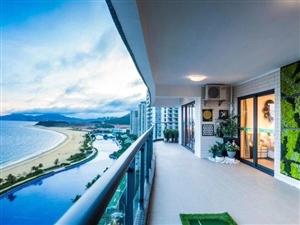 东方夏威夷稀缺海景房躺床上看大海首付15万精装现楼