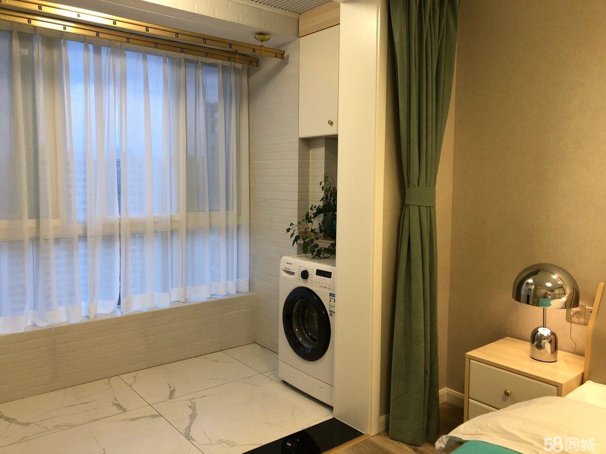 精致公寓,全新家具,拎包入住