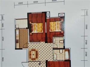 滨溪花园3室2厅2卫