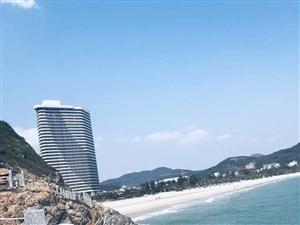 国际旅游大岛,一线海景公寓