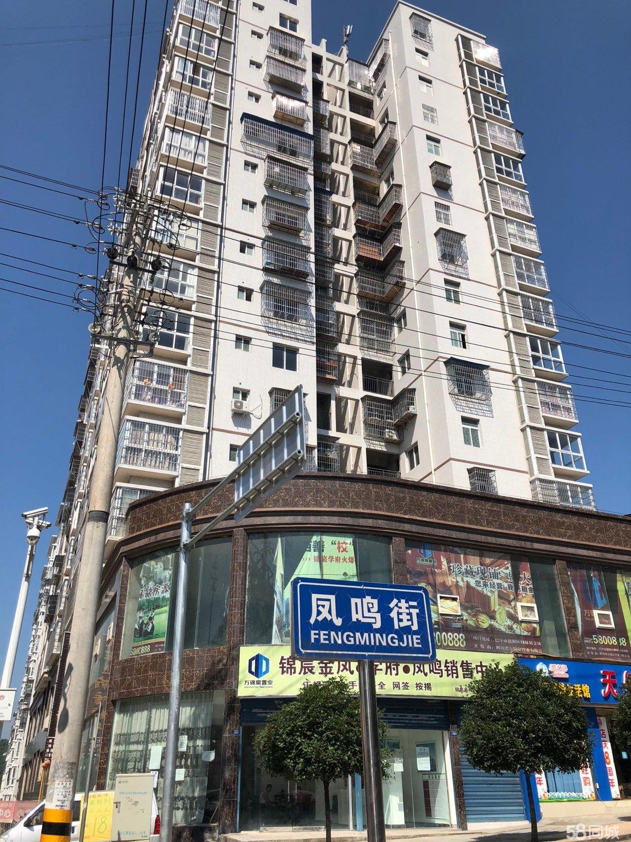 巴中柳林城中心商品房出售