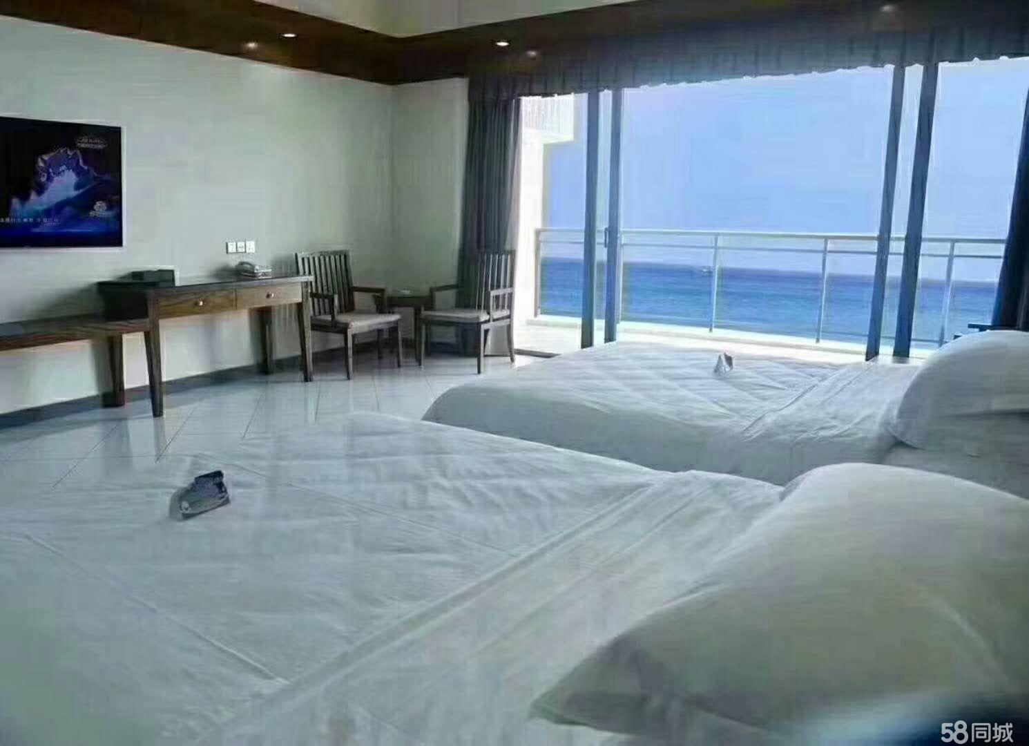 180度一线海景,带豪华装修家私家电,星级酒店代租代管。