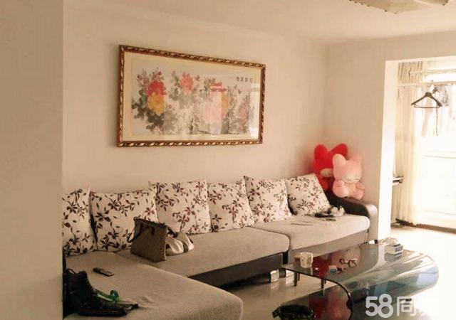 兴隆大家庭财校住宅楼2室1厅124平米精装修年付