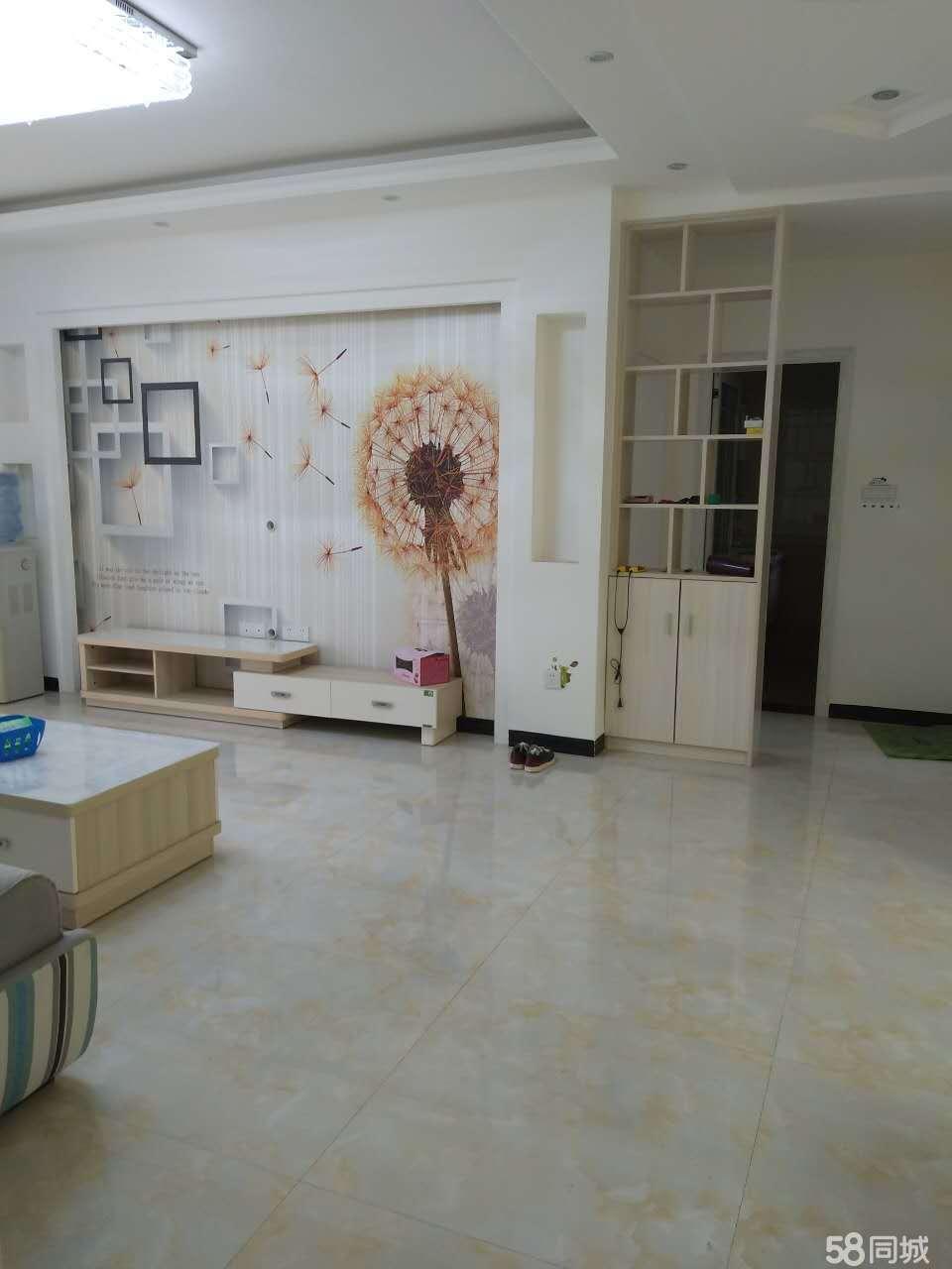 安居翰林尚品2室2厅105平米精装修押一付三