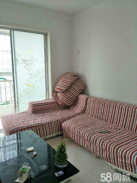 永乐花园2室1厅80平米精装修半年付