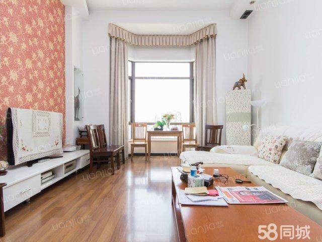 金基唐城满五挑高客厅大飘窗送地下室