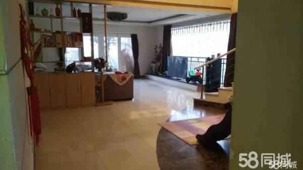龙马潭城北国泰碧绿华庭6房精装带家私家电送车库