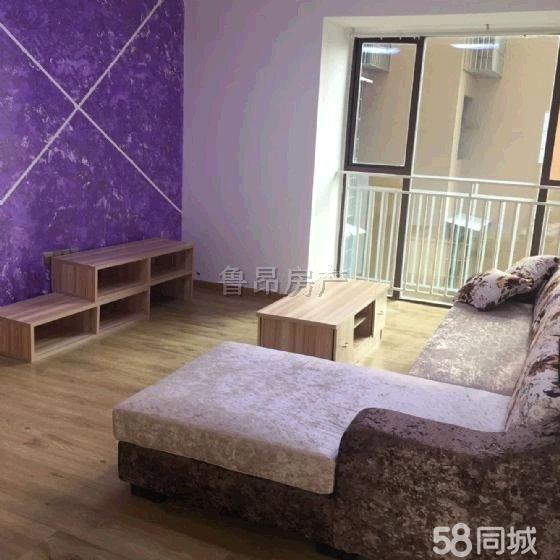 中央商务区翰林名苑3室2厅91平米简单装修押一付三