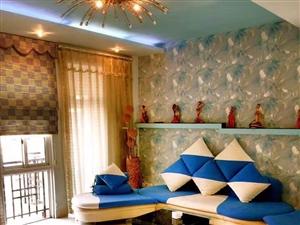 南岸东区莱茵河畔豪华装修跃层4室2厅两卫