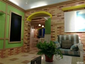 大中海棠花园4室2厅150平米精装修面议