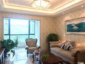 绿城丁香花园(二期)温馨典雅美式装修希望遇见有缘的您个人诚心出售欢迎随时看房