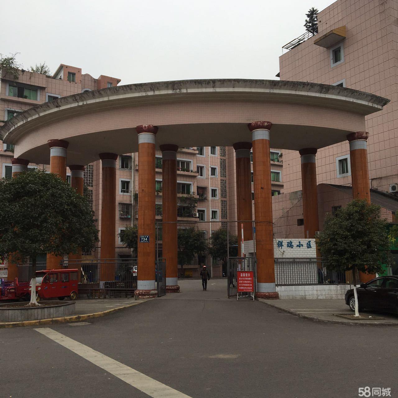 泸县水泥厂住宿楼3室2厅128平米中等装修半年付