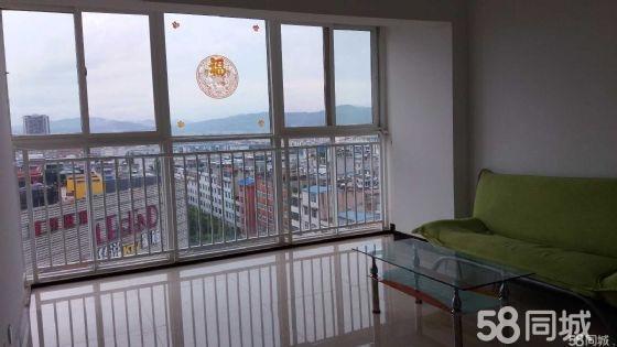 出租聚缘公寓,两居室,学校旁,