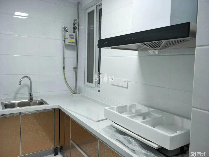 金苑福润花园1300元2室2厅1卫普通装修,家具家电齐