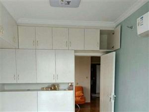 防爆小区高层带电梯1室1厅1卫精装修家具家电齐