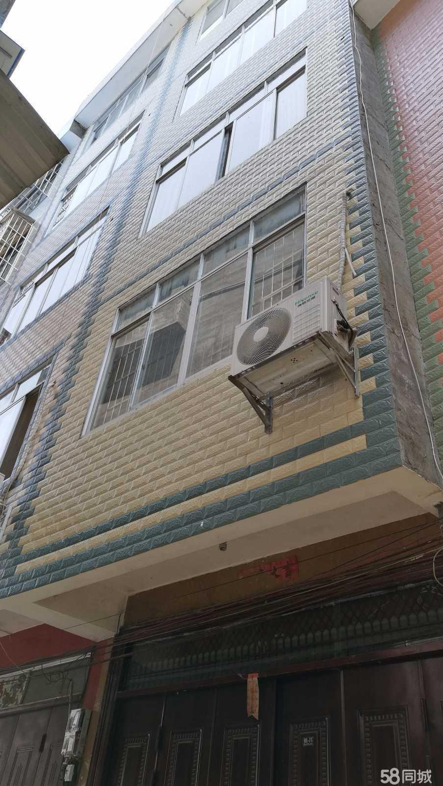出售巴马县城巴发村自建房一栋共五层260平米
