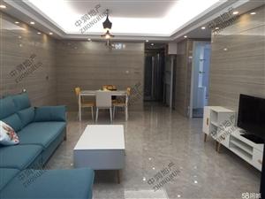 创鸿国际全新装修,园心栋两房二厅,主卧超大家私家电配套齐全,欢迎看房!2室2厅1卫