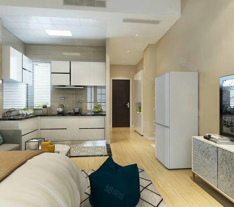航空港5星公寓签合同返租以租养贷12年白赚一套5星公寓