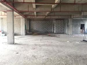 南渡江边首丹雅苑附近600平毛坯空铺出租电梯