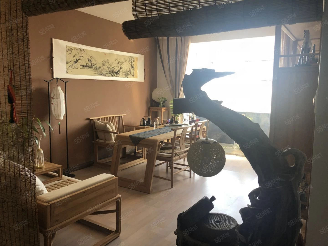 东城锦苑一区5楼110平3室可洗澡做饭13000/年