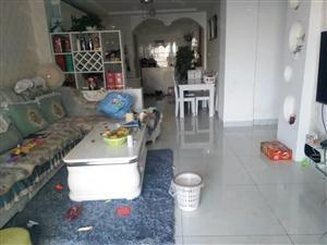 五大中心水岸郦城精装小三室带部分家具家电生活方便
