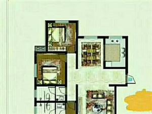 菱花富贵园二期145平3室2厅2卫,中上楼层,转让3万。