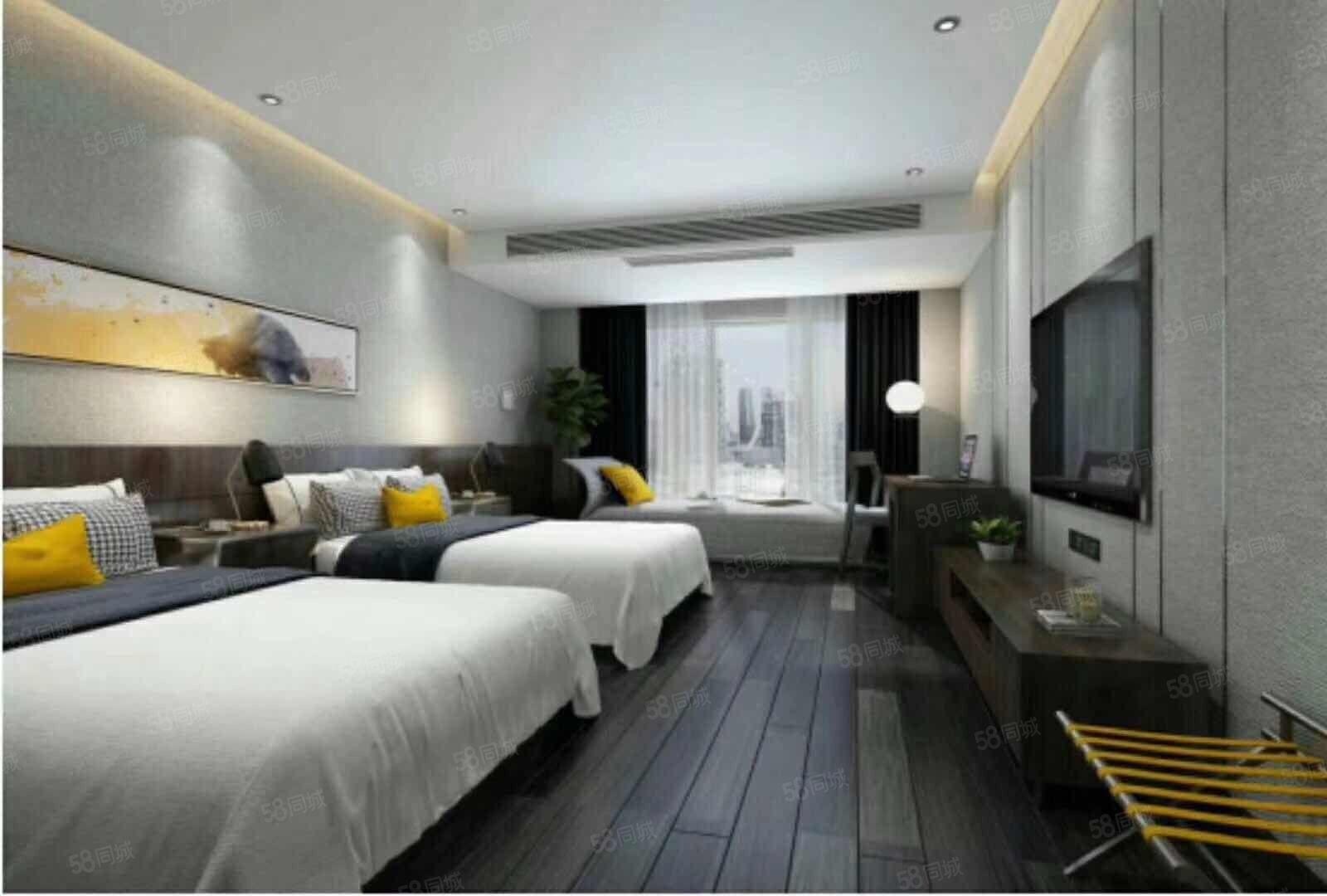 带精装雪景公寓总价低稳定收益无忧包租托管