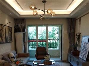 鲁商蓝岸新城小高层精装修114平套三更名房需全款