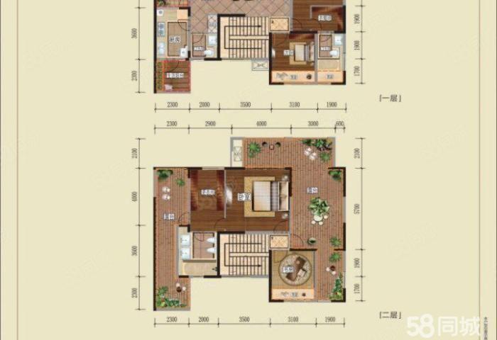 龙湾一号199稀缺户型跃层楼顶花园(可续按揭)首付90万