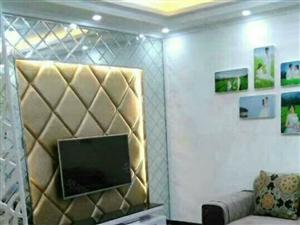 景峰城两居室电梯房拎包入住租1500月