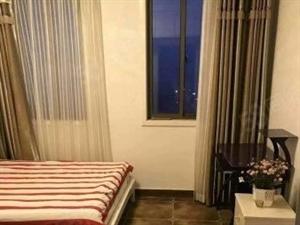 升龙国际中心A区精装齐全一室一厅随时看房拎包入住业主急租