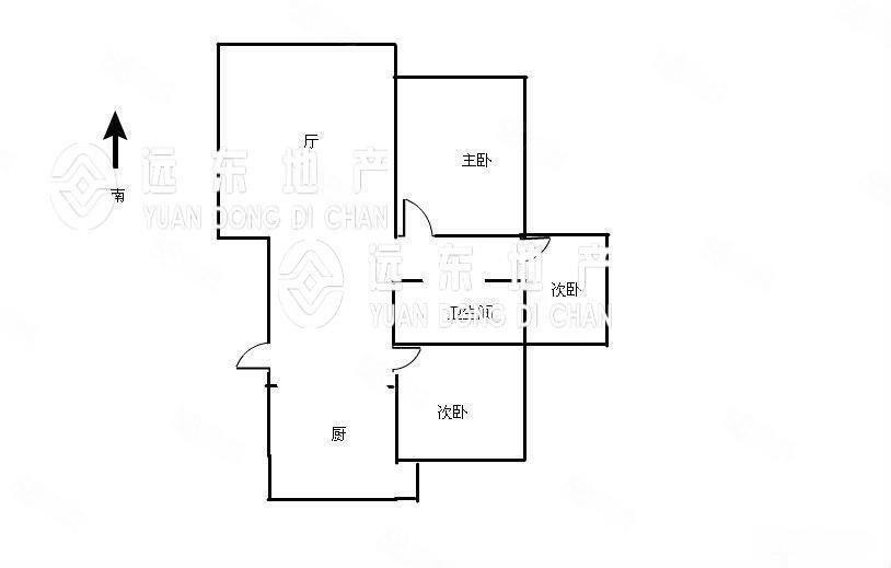 帝泊湾二期能贷款能更名小三室小高层急售