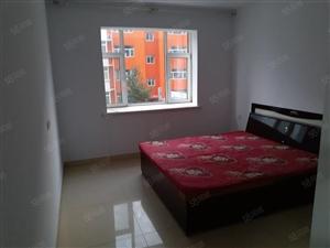 开来小区两室一厅简装有床能做饭能洗澡紧邻十三中公园