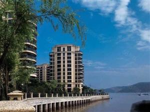 绿城蔚蓝公寓一线精装海景房双间朝南海景无限就赚