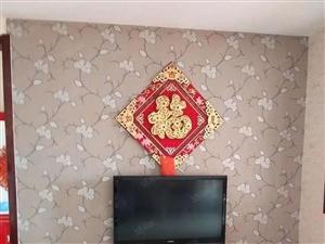 东方明珠城72平,精装修,两室朝阳,赠送全部家具家电,采光好