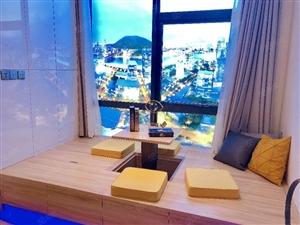 横琴湾区一号70年铂金小公寓看海景澳门总价低不限购