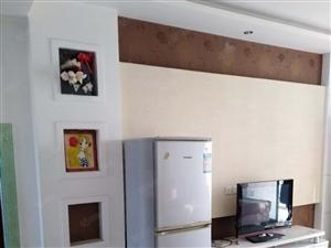 郑州中学旁睿达广场精装修三室一厅拎包入住
