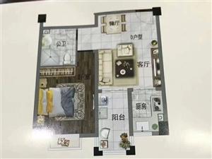伊凯大厦,全新楼盘精装1万零500单价,烛家委托,首付三成