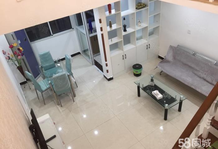 财富大厦精装两室两厅实用面积92平拎包入住!!急售!!!