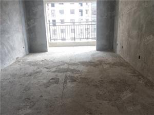宋家塘福星御景城141平3室2厅毛坯房红本在手