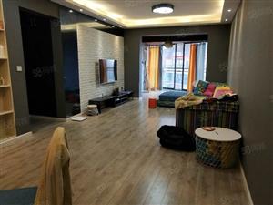 城中央精装大两室,可改三室,稀缺户型装修精美