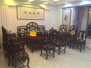 新城茶叶*市场旁新城国际享受豪华装修实木家具楼中楼