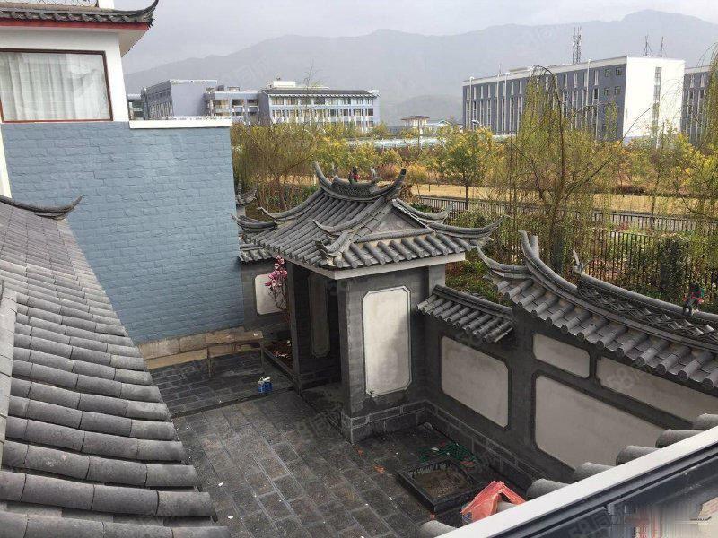 新团苑独栋别墅303平米9室175万双证满两年可按揭