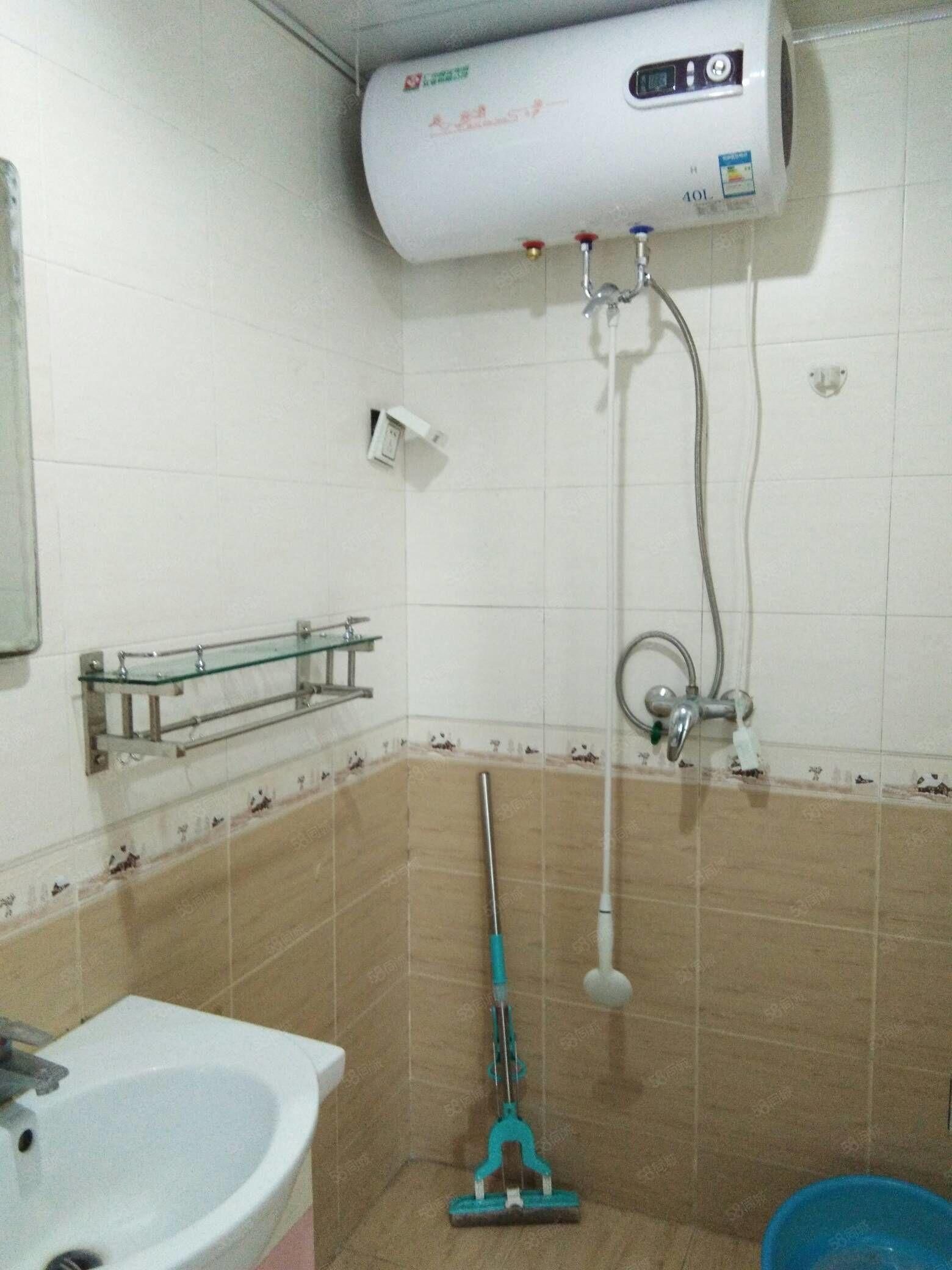 水岸帝景季租房62平能做饭能洗澡1300元每月